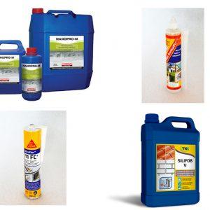Reparaturni i zaštitni materijali